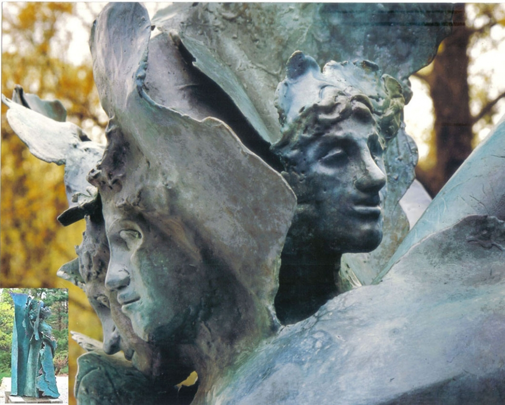Visions and Revisions Bronze 1992
