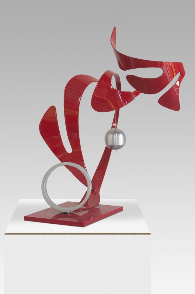 8.Red Swing