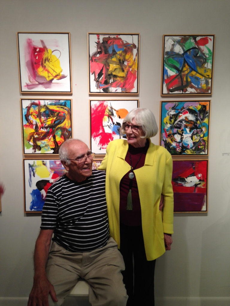 Photo Nick Tarr  Athos Zacharias Phyllis at The Chase Edwards Gallery (2)